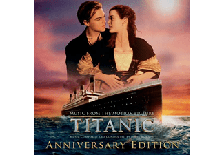 James Horner - Titanic/Ost-Anniversary Edition - (CD)