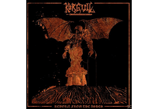 Korgull The Exterminator - Reborn From Ashes [CD]