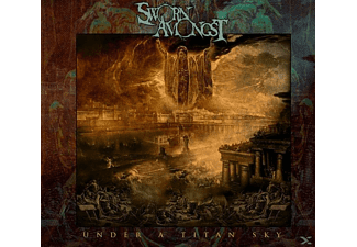 Sworn Amongst - UNDER A TITAN SKY [CD]
