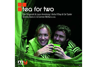 VARIOUS - Tea For Two (My Jazz) [CD]