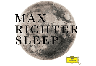Max Richter - Sleep - (CD + Blu-ray Audio)