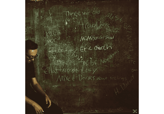 Eric Church - Mr.Misunderstood - (CD)