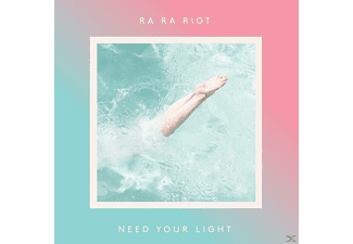 Ra Ra Riot - Need Your Light [CD]
