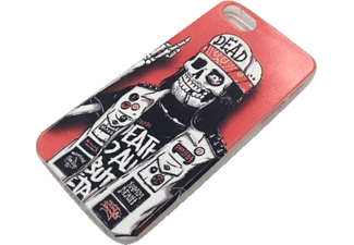 26069 Fashion Backcover Apple iPhone 5, iPhone 5s Kunststoff Mehrfarbig