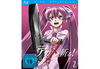 Akame Ga Kill: Schwerter der Assassinen - Vol. 2 - (Blu-ray)