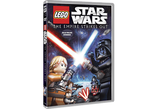 Lego Star Wars - The Empire Strikes Out DVD