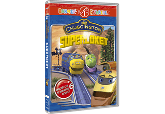 Chuggington - Superloket Barn DVD