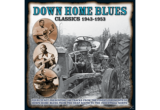 Various - DOWN HOME BLUES CLASSICS 1943-1954 - (CD)