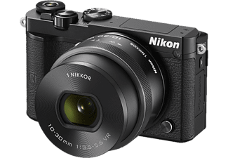 NIKON 1 J5 + 10-30 PD Zoom KIT fekete