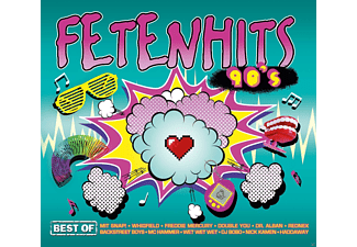 VARIOUS - Fetenhits 90s - Best Of - (CD)