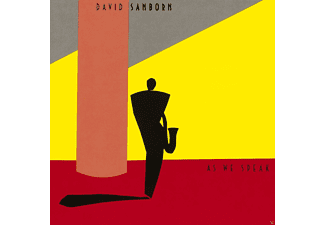 David Sanborn - As We Speak - (CD)