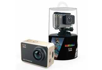 ACTIVEON Action cam CX Gold