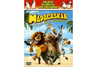 Madagaskar Animation / Tecknat DVD