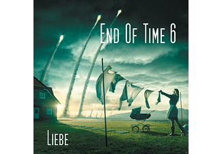 Oliver Doering - End Of Time 6: Liebe - (CD)