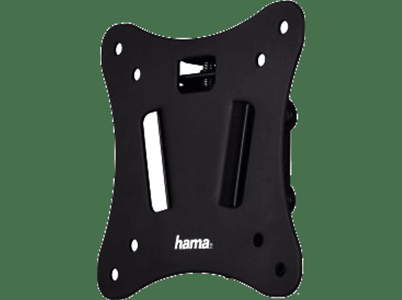 HAMA MOTION TV Wall Bracket, 1 star, XS, 66 cm (26), black - (118660) τηλεόραση   ψυχαγωγία μην ξεχάσεις βάσεις τοίχου τηλεόρασης sales εικόνα   ήχος