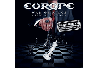 Europe - War Of Kings (Special Edition) - (CD + Blu-ray Disc)