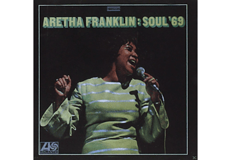 Aretha Franklin - Soul '69 (CD)
