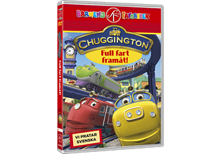 Chuggington - Full fart framåt! Barn DVD