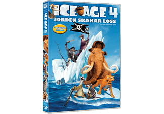 Ice Age 4 Animation / Tecknat DVD