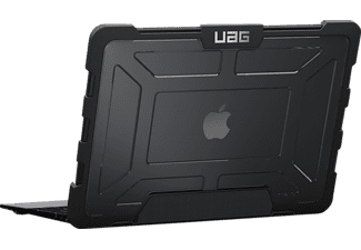 URBAN ARMOR GEAR Composite, Backcover, MacBook 12, 12 Zoll, Schwarz