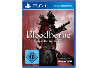 Bloodborne (Game of The Year Edition) - PlayStation 4