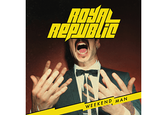 Royal Republic - Weekend Man (Inkl.Mp3 Downloadcode+Bonustracks) - (Vinyl)