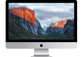 APPLE MK462TU/A iMac 27 inç 5K Retina Core i5 3.2 GHz 8 GB 1 TB OS X El Capitan Masaüstü PC