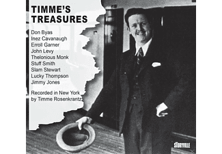 Don Byas, Erroll Garner - Timme's Treasures - (CD)