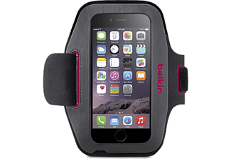 BELKIN Sport-Fit-armband voor iPhone 6/6s Roze