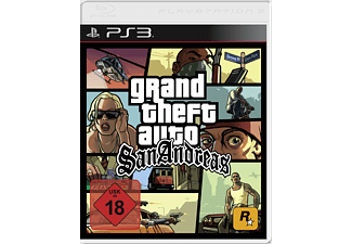 Grand Theft Auto - San Andreas [PlayStation 3]