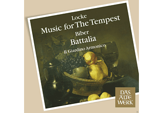 Il Giardino Armonico, Innsbruck Trumpet Consort, Giovanni Antonini - Music For The Tempest / Battalia - (CD)