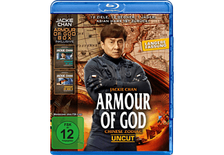 Jackie Chan-Armour of God Box - (Blu-ray)