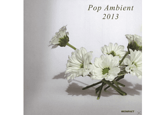 VARIOUS - Pop Ambient 2013 - (CD)