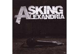 Asking Alexandria - Stand Up And Scream - (CD)