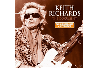Keith Richards - THE DOCUMENT/AUDIOBOOK [CD]