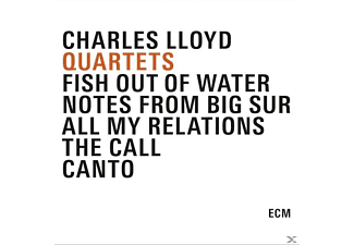 Charles Lloyd - Quartets [CD]