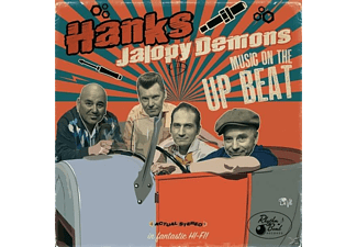 Hank's Jalopy Demons - Music On The Up Beat (Lim.Ed.) [Vinyl]