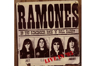 Ramones - Do You Remember Rock'n'Roll Radio? Live In '95 [CD]