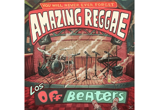 Los Offbeaters - Amazing Reggae - (CD)