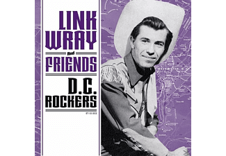 Various - LINK WRAY AND FRIENDS-DC ROCKERS - (Vinyl)
