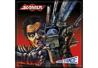 Scanner - HYPERTRACE (RE-RELEASE) - (CD)