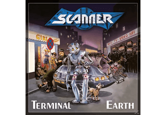 Scanner - TERMINAL EARTH (RE-RELEASE) - (CD)