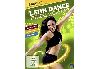 Latino Dance Workout - Gesamtedition - (DVD)