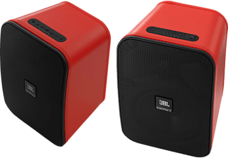 JBL Control XT - Wireless HiFi Lautsprecher (Bluetooth, Rot)