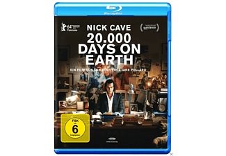 20.000 DAYS ON EARTH [Blu-ray]