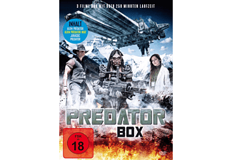 Predator-Box - (DVD)