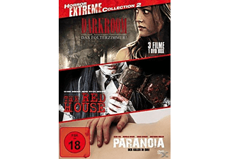 Pack: Darkroom/ The Red House/ Paranoia - (DVD)
