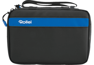 ROLLEI Actioncam Case Black/Blue - (20257)