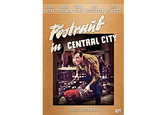 Postraub in Central City - (DVD)
