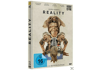 Reality (Limited Mediabook) [Blu-ray]